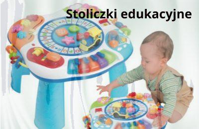 Stoliczki edukacyjne